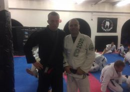 paul severn black belt